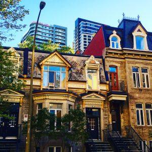 Montréal - Centre Ville - Québec - Canada - Bymelm