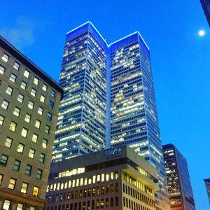 Visiter le Centre ville Montreal