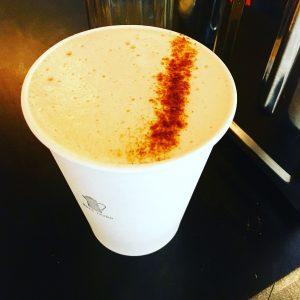 Chaï Latte Perko Café _ Bymelm