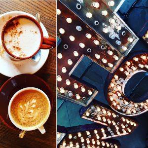 chaï latte Darling Montréal _ Bymelm