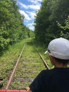 Velorail Québec Bymelm