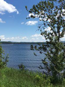 Velorail lac Québec bymelm