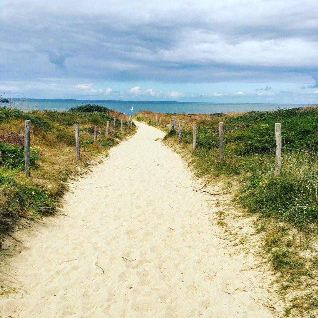 sable Brest Plage France Bretagne Bymelm