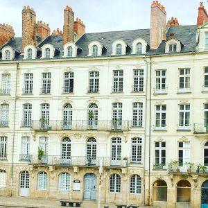 Deux jours à Nantes France Bymelm