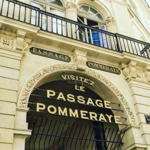 Passage Pommeraye Nantes France Bymelm