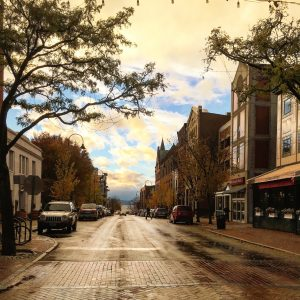 Burlington Vermont USA Bymelm