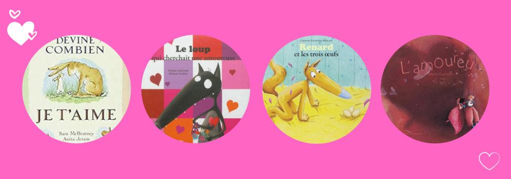 livres enfants amour amitié Bymelm