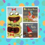 Album Jeunesse Bymelm - livres
