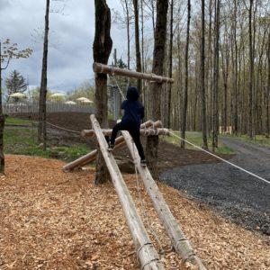 Jeux d'enfants - Camping - Bymelm