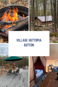 Village Huttopia Canada - Bymelm