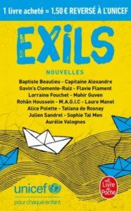Exils - Livre de poche - Bymelm