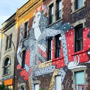 Mural festival - Montréal - 2019 - Bymelm