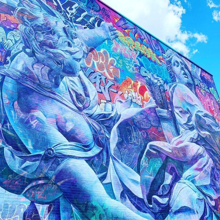 Mural - 2019 - Bymelm - Montréal