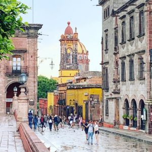 San Miguel de Allende - Mexico - Bymelm