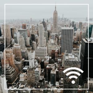 WIFI NYC - New York - Bymelm