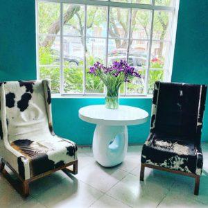 Hotel Condesa df - Mexique - Mexico - Bymelm