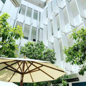 Hotel Condesa df - Mexico city - Bymelm