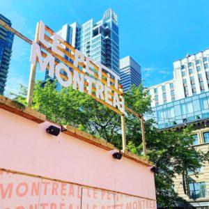 Juillet à Montréal - Bymelm