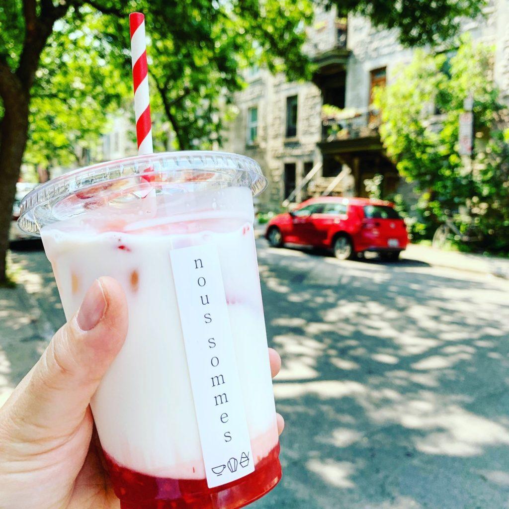 Nous sommes café - Montréal - Bymelm