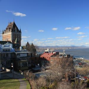 Québec City prise par Terrisse
