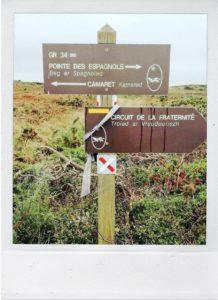 Sentier Cotier Presqu'île de Crozon - Bymelm