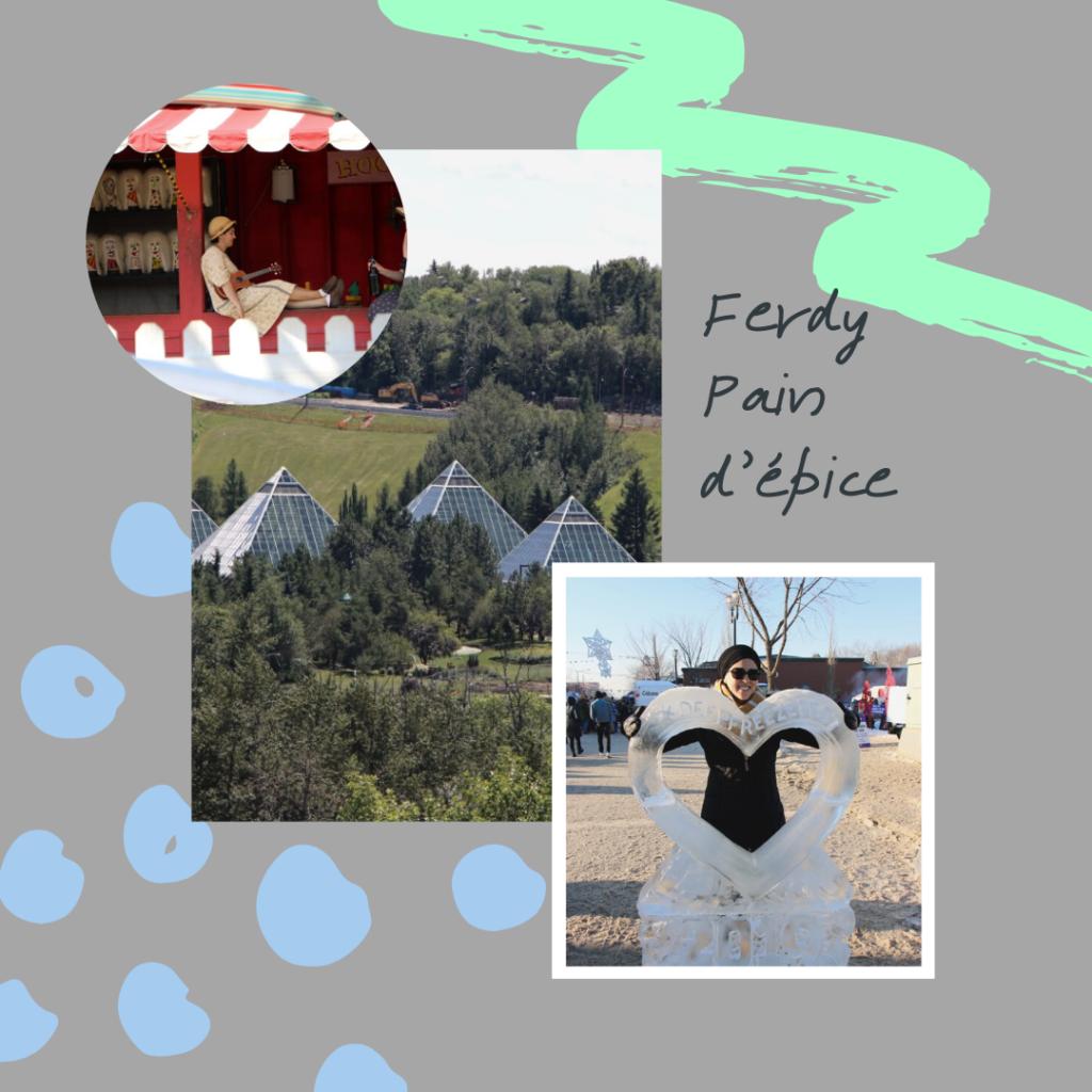 Ferdy Pain d'Épice - Edmonton Alberta Canada - Bymelm