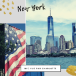 New York City - Charlotte - Bymelm