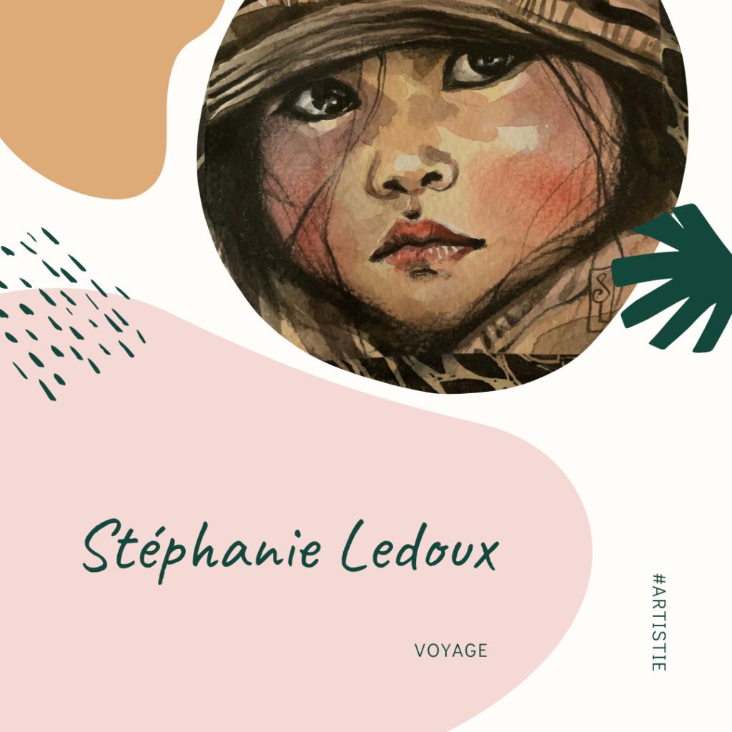 Stéphanie Ledoux - art - voyage - melm