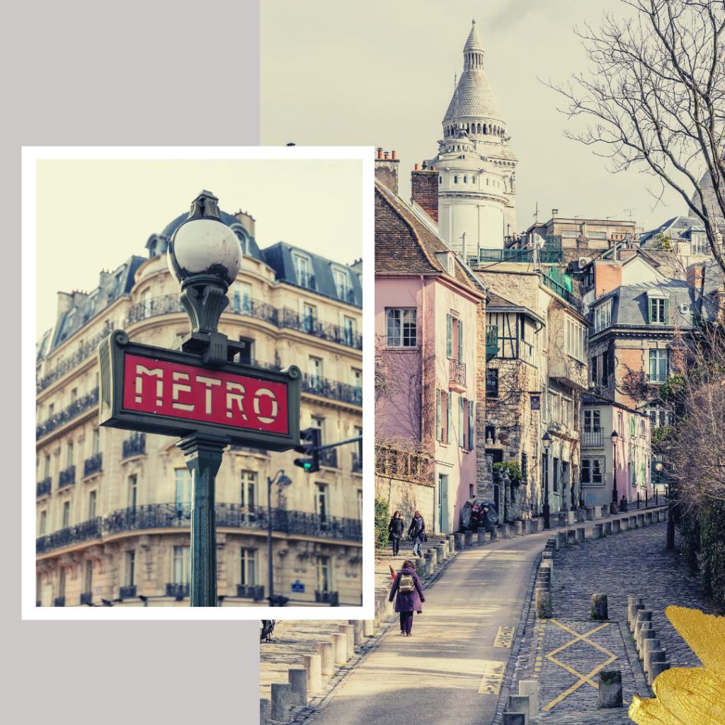 Paris France - Bymelm