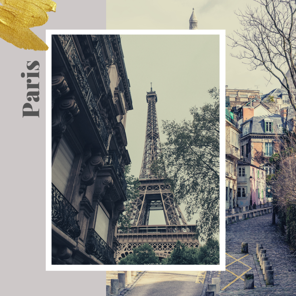 Paris France - Bymelm - TOP 20 voyage