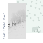 Livres hiver - Bymelm