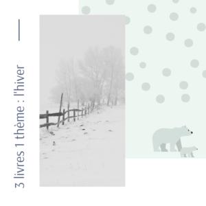 Livres hiver - Bymelm