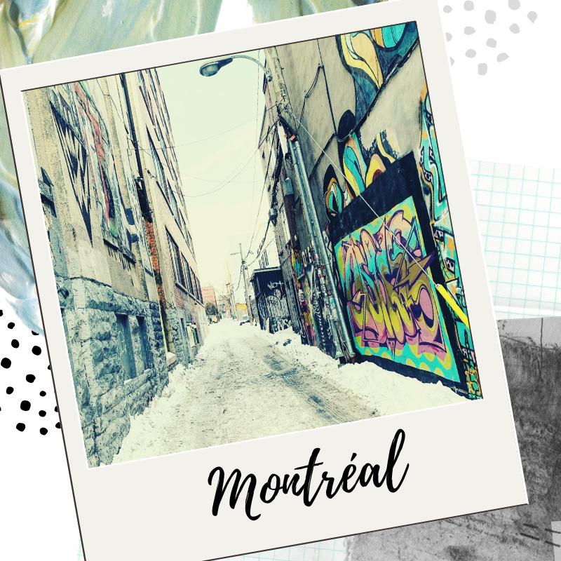 Janvier 2020 - Montréal - Bymelm - Streetart