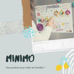 Minimo - Produit québécois
