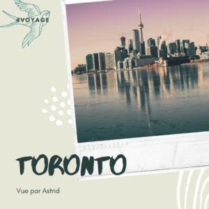 Toronto - Ontario - Canada - Astrid