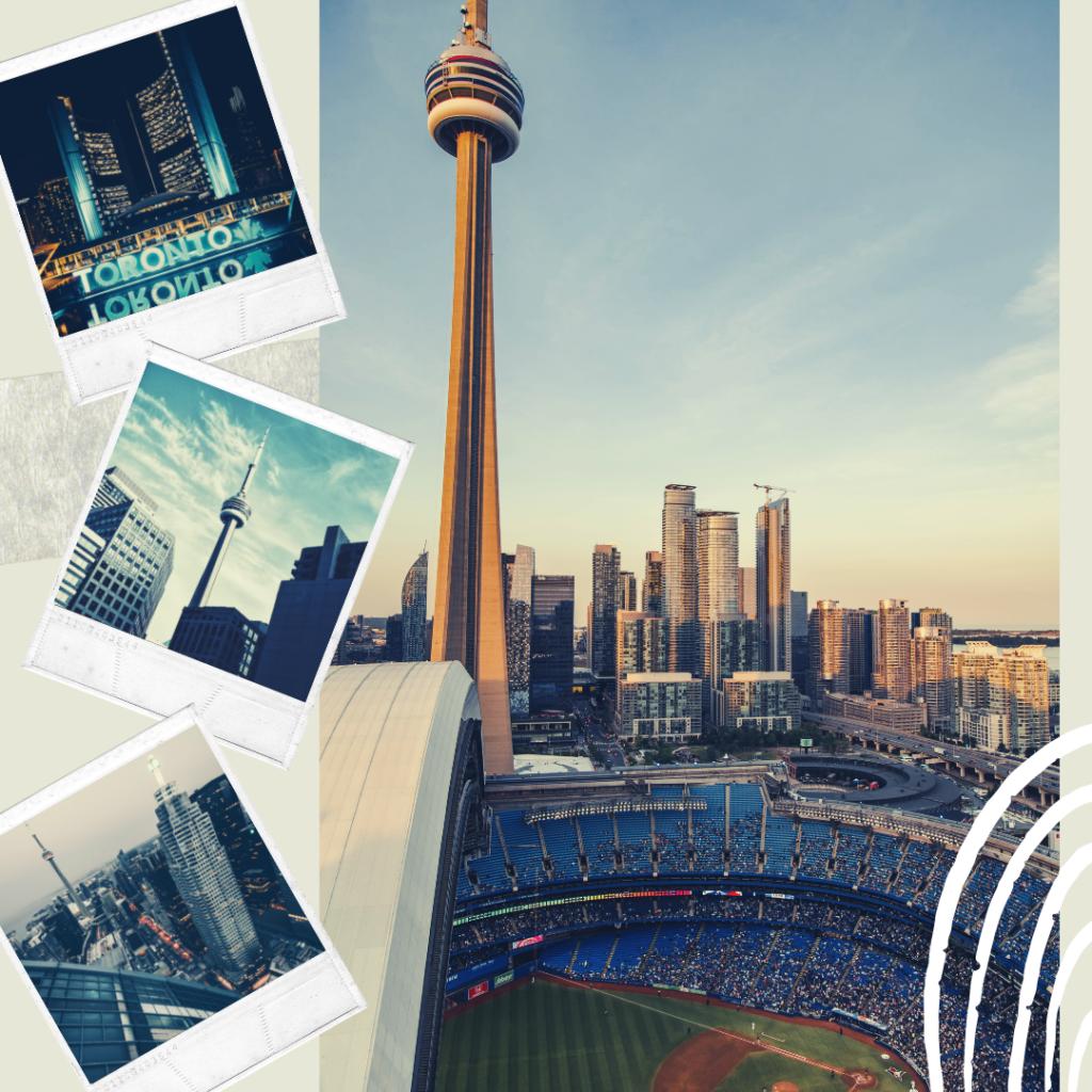 CN tower - Toronto -Canada