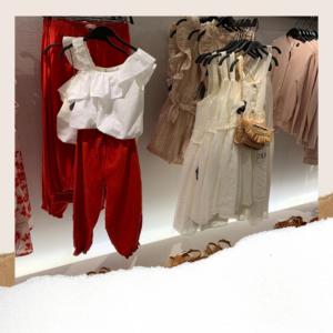 Zara - vêtements - enfants