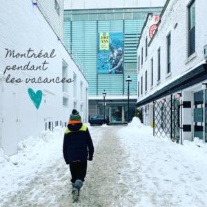 Enfants - Vacances - Relaches - Montréal - Bymelm