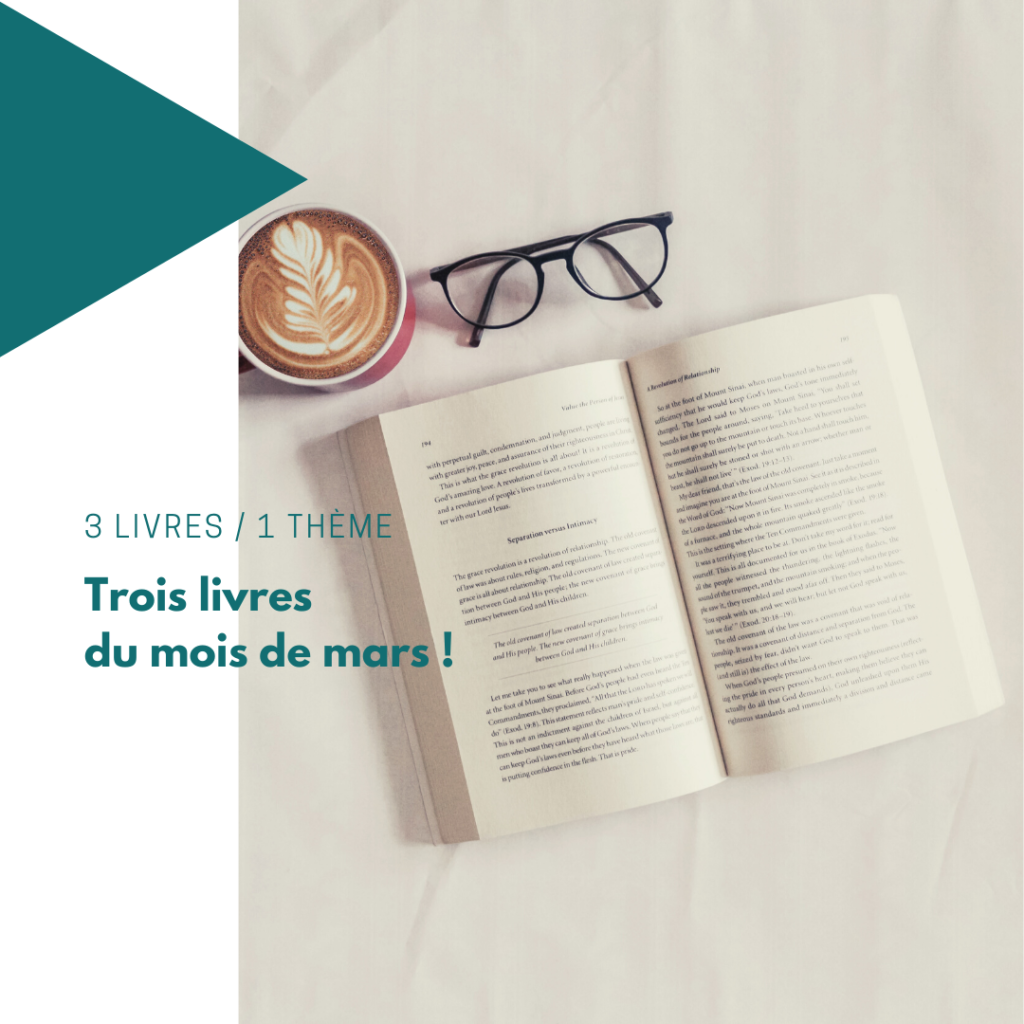 3 livres - Bymelm