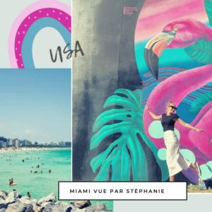 Miami Floride USA Stéphanie
