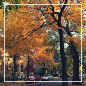 Oregon District USA