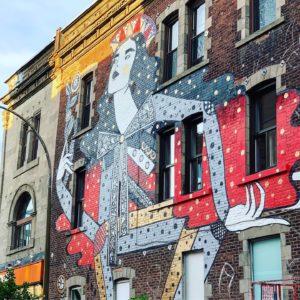 Streetart Montréal - Canada