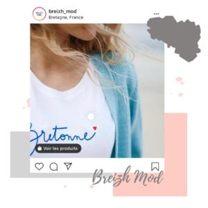 Breizh mod - Marque bretonne - bretagne