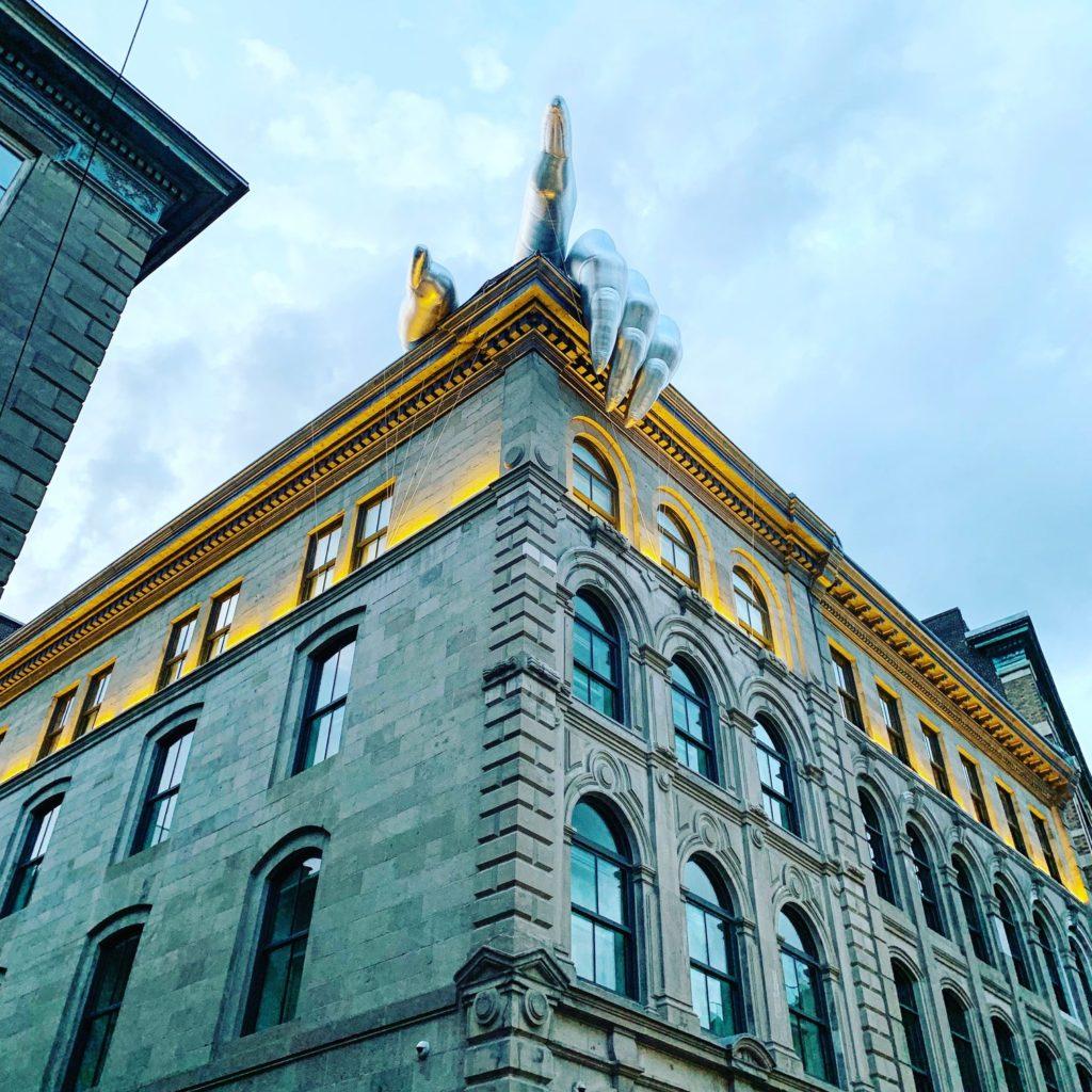Centre Phi - Vieux Montréal