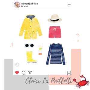 Claire La Paillette - illustratrice bretonne - Bretagne
