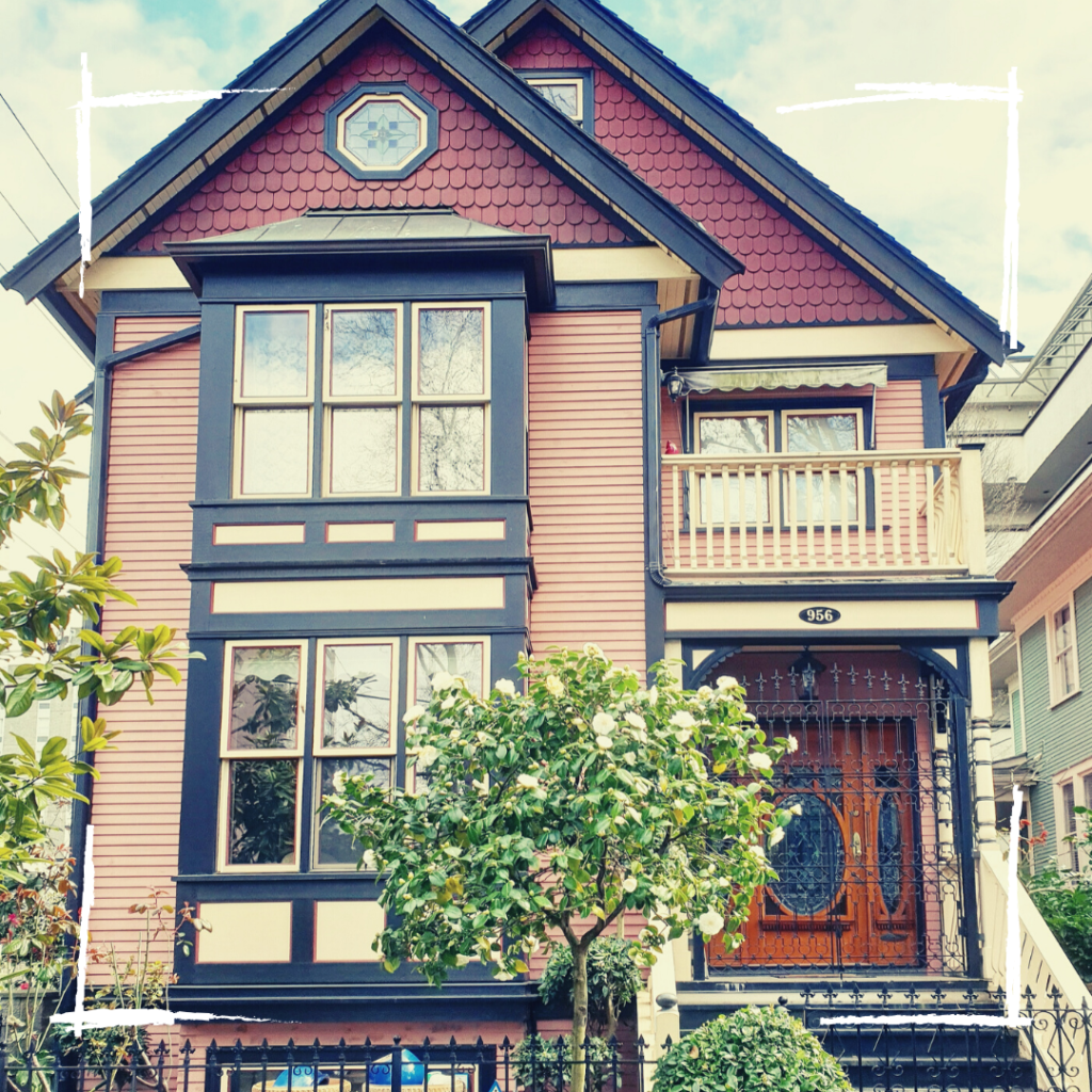 Maison - Vancouver - Canada