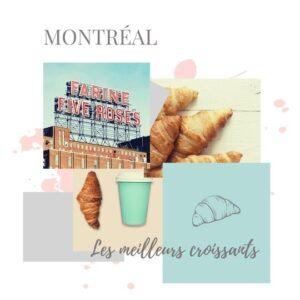 Croissants - Montréal - Québec - Bymelm