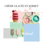 Crème glacée - Glace - Sorbet - Montréal