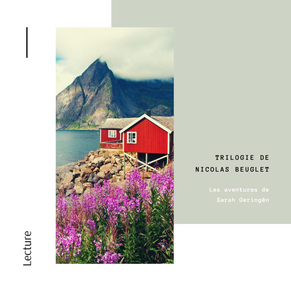 Nicolas Beuglet - livres - lecture