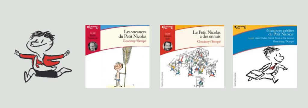 Petit Nicolas - Rene Goscinny et Jean-Jacques Sempe
